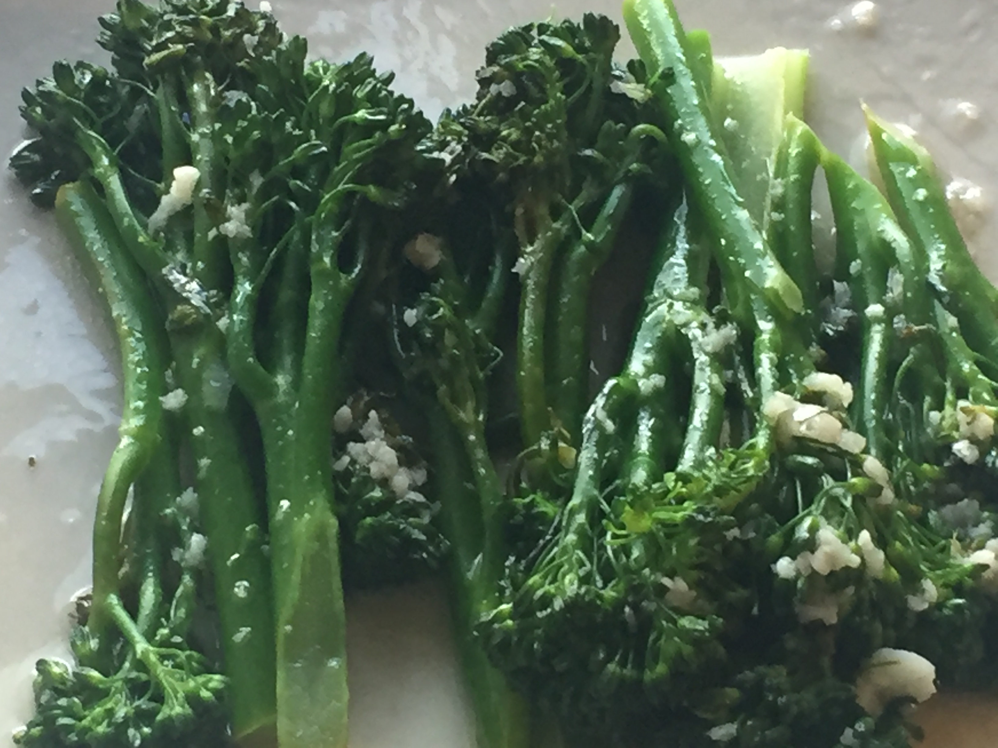 Garlic & Lemon Broccolini